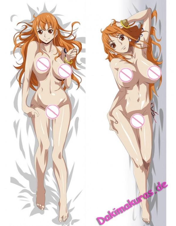 Nami - One Piece Anime Kissen Dakimakura billig K�...