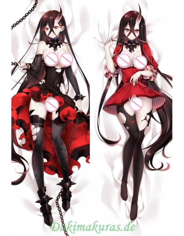 Battleship Water Demon - Kantai Collection Dakimak...