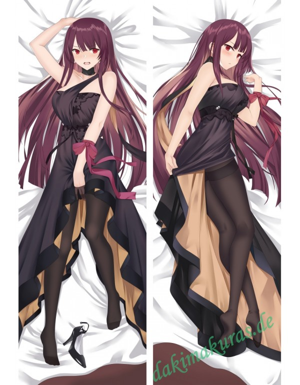 DSR-50 - Girls Frontline Anime Body Kissenbezug Li...