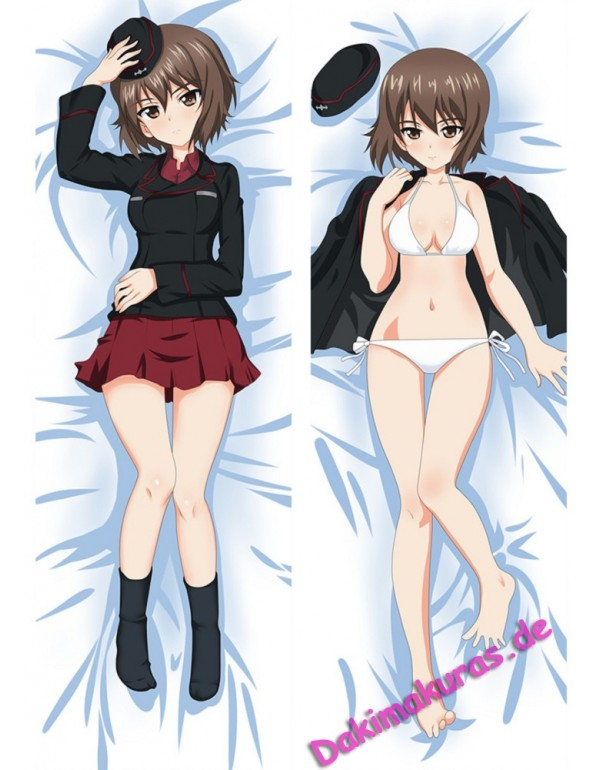 Girls und Panzer Anime körper kissen billig dakim...