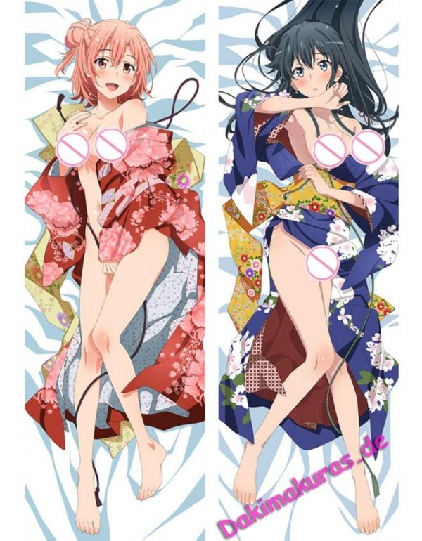 Hayami Saori and Touyama Nao-Oregairu Anime Kissen...