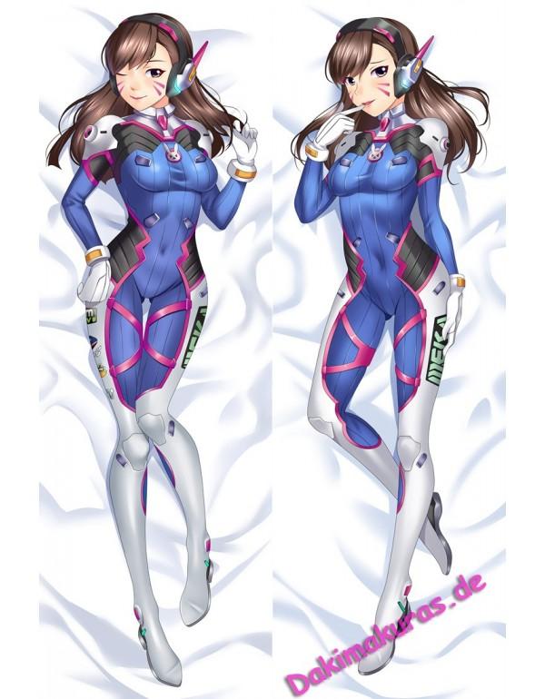 D.VA - Overwatch Anime Kissen Dakimakura billig K�...