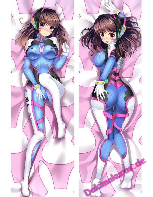D.VA - Overwatch Anime Kissen Dakimakura Umarmungs...