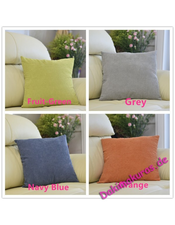 Conditional Free Gifts - Corn Velvet Cushion Cover...