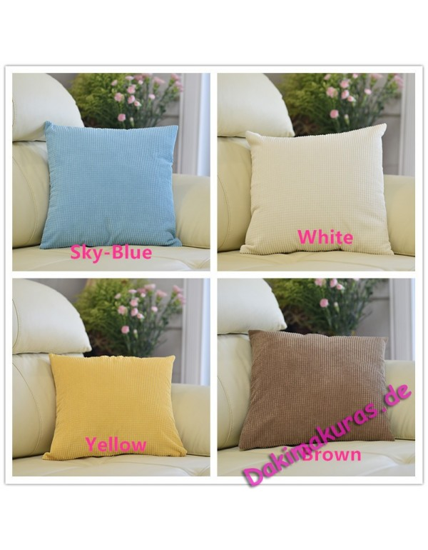 Conditional Free Gifts - Corn grain Decor Velvet S...