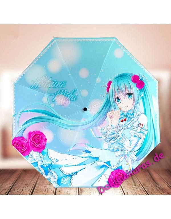 Hatsune Miku - Vocaloid Waterproof Anti-UV Never F...