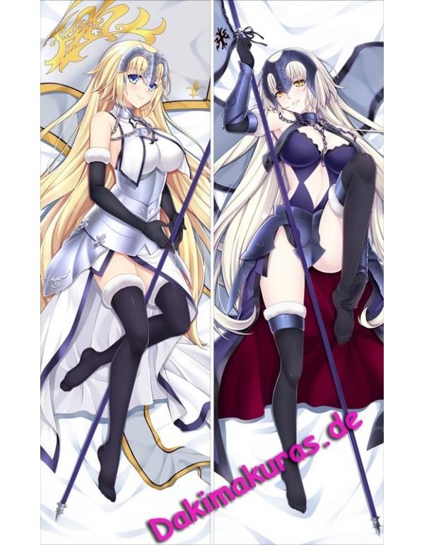 Fate Grand Order Jeanne la Pucelle Anime Dakimakur...