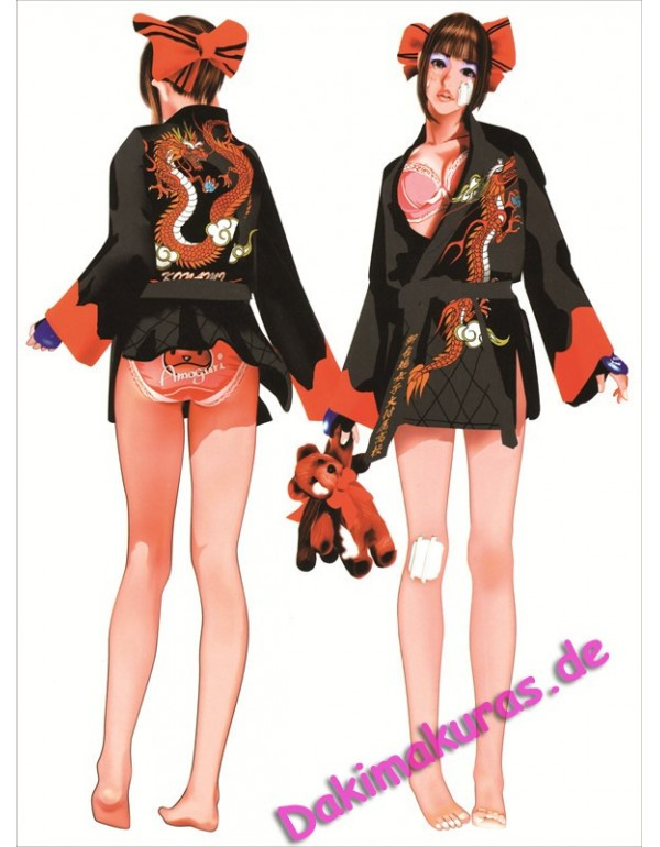 Rumble Roses - Makoto Aihara Anime Dakimakura Anim...