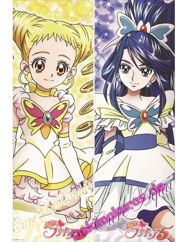 Pretty Cure - Cure Lemonade Anime Dakimakura Kisse...