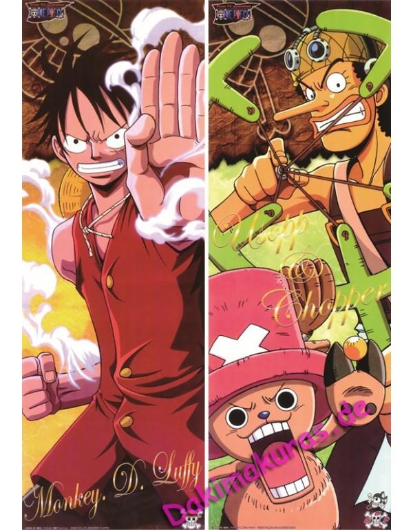 One Piece - Roronoa Zoro Anime Kissen Dakimakura U...