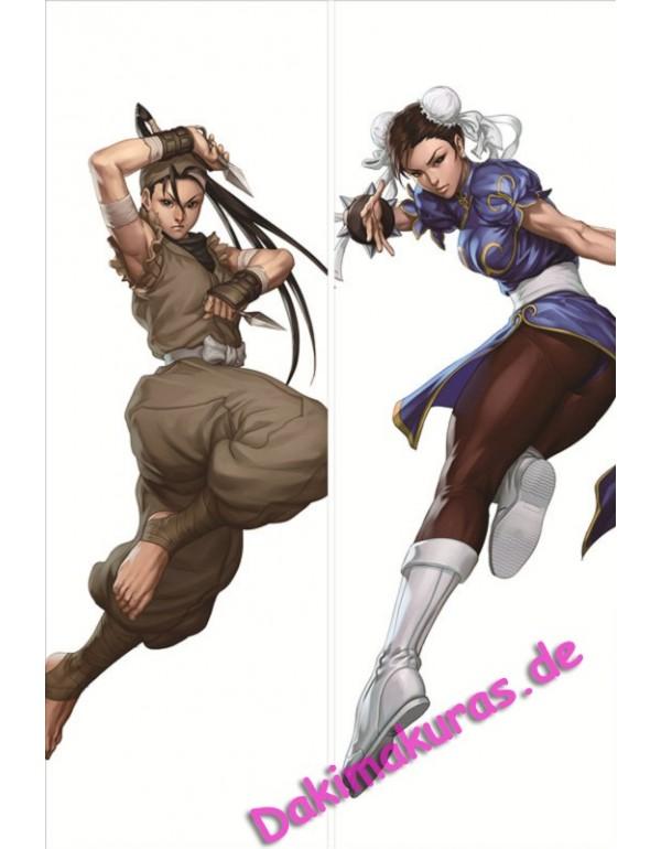 Street Fighter - Chun-Li Dakimakura kissen Neue Um...