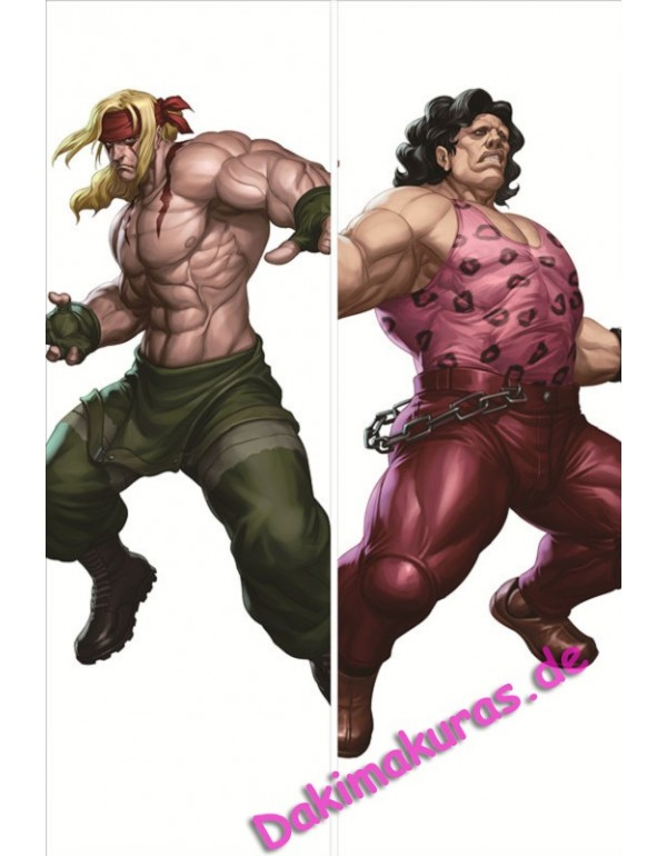 Street Fighter Dakimakura kissen Billig Anime Kiss...