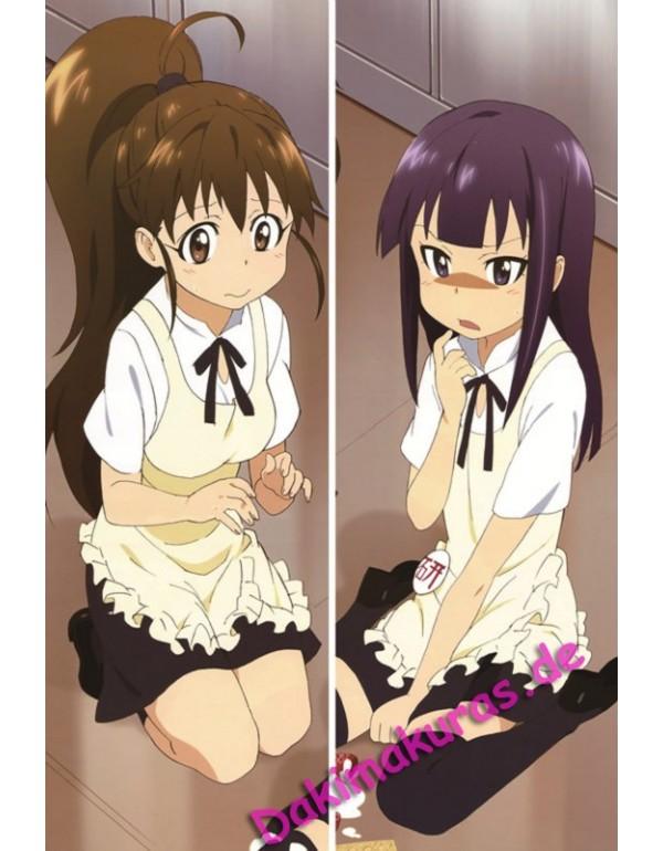 Working - Aoi Yamada Lebensgroßer Anime Dakimakur...