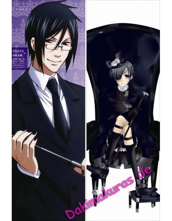 Black Butler - Sebastian Michaelis Dakimakura bezu...
