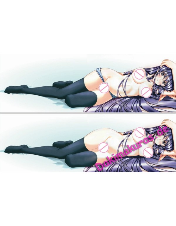 Satoshi Urushihara artist Anime Körper Dakimakura...