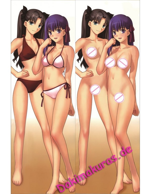 Fate stay night - Rin Tohsaka Dakimakura bezug ani...
