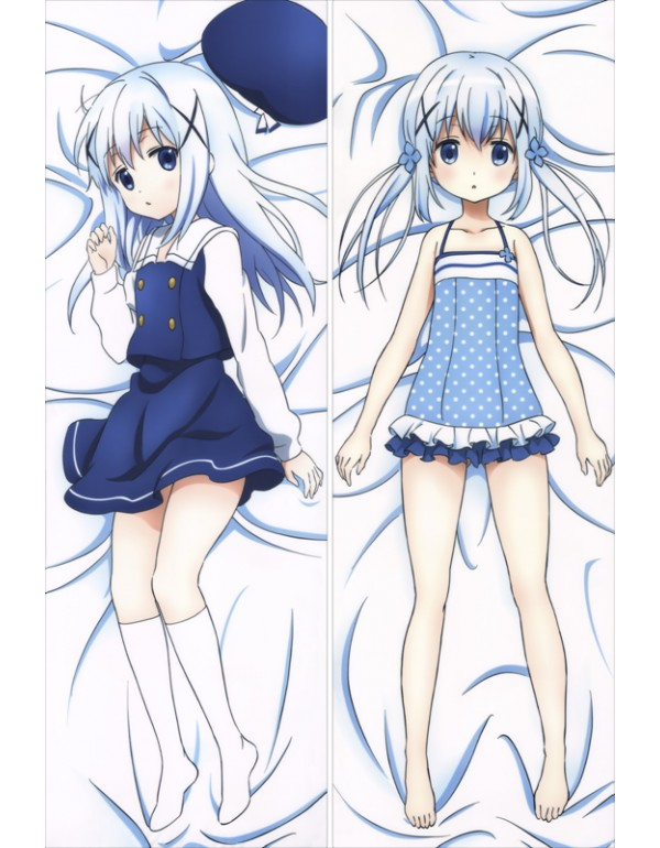 Is the order a rabbit - Chino Kafuu Anime Dakimaku...