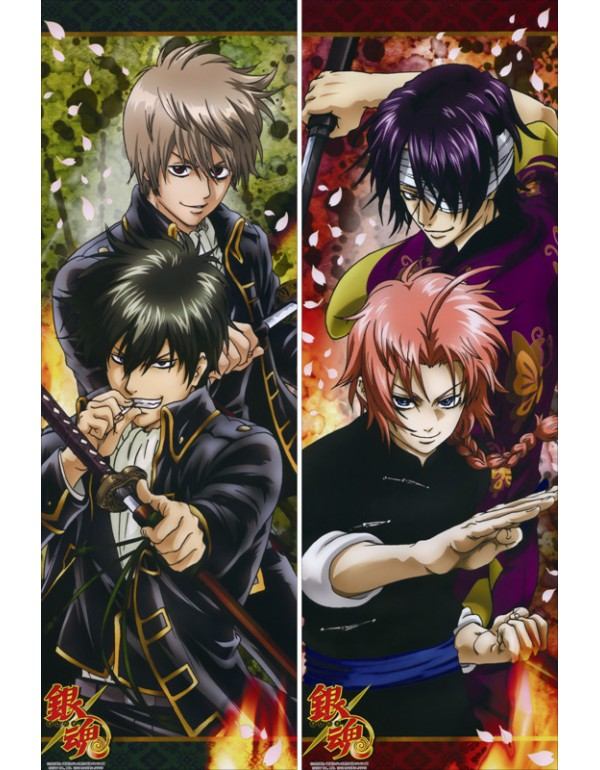 Gintama - Kotarou Katsura Umarmungs anime körper ...