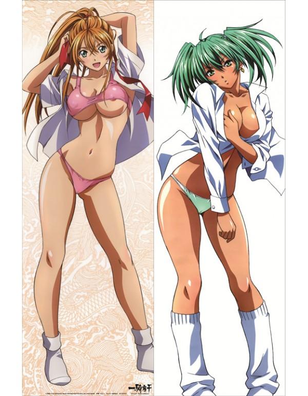 Battle Vixens - Hakufu Sonsaku Anime Dakimakura g�...