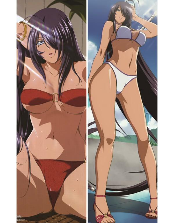Battle Vixens - Kanu Unchou Anime Dakimakura güns...