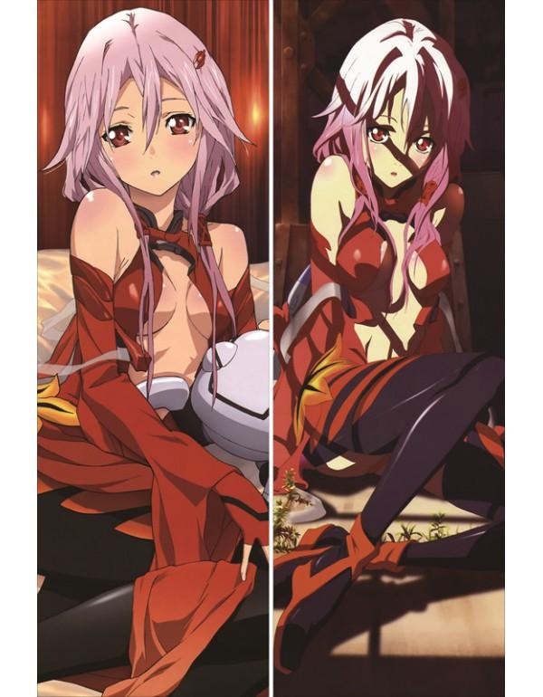 Guilty Crown - Inori Yuzuriha Anime Dakimakura gü...