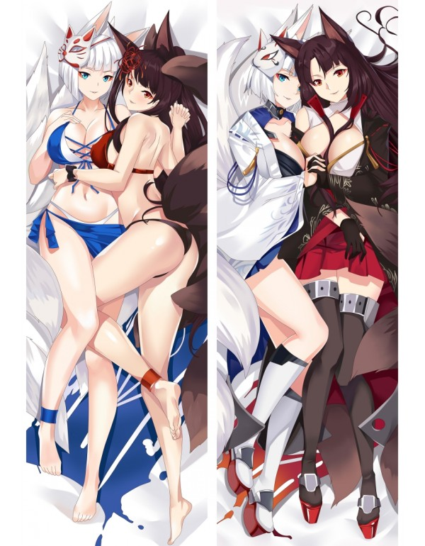Azur Lane Dakimakura 3d Kissen japanischen Anime K...