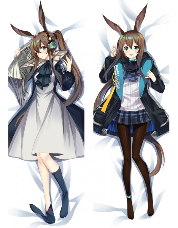 Arknights AMIYA Anime Kissen Dakimakura Umarmungs ...