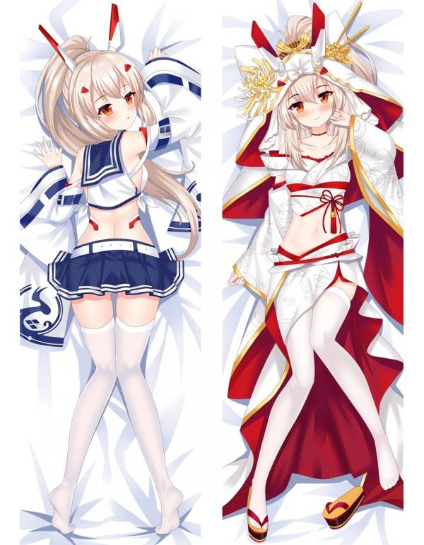 Azur Lane Ayanami Anime Body Kissenbezug Liebe Kis...