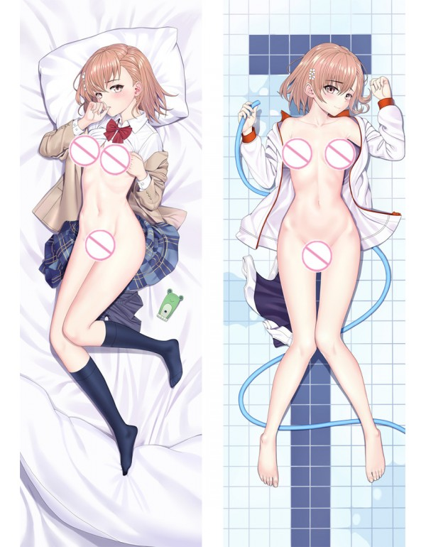 A Certain Scientific Railgun Mikoto Misaka Anime D...