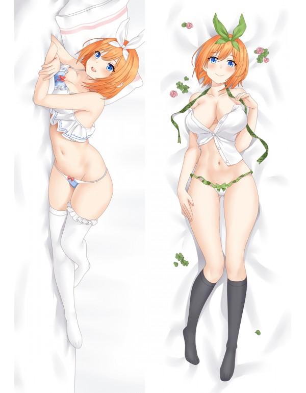 Nakano Yotsuba The Quintessential Quintuplets Anime Kissen Dakimakura Umarmungs Körper Kissenbezug