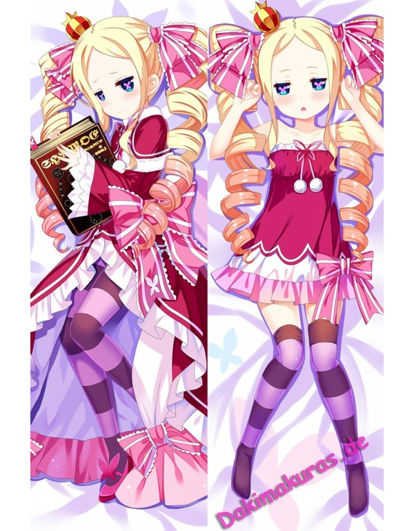 Beatrice - Re Zero Anime Kissen Dakimakura umarmt ...