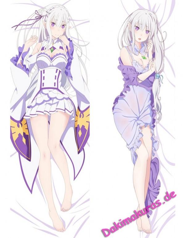 Emilia - Re Zero Anime körper kissen günstig kau...
