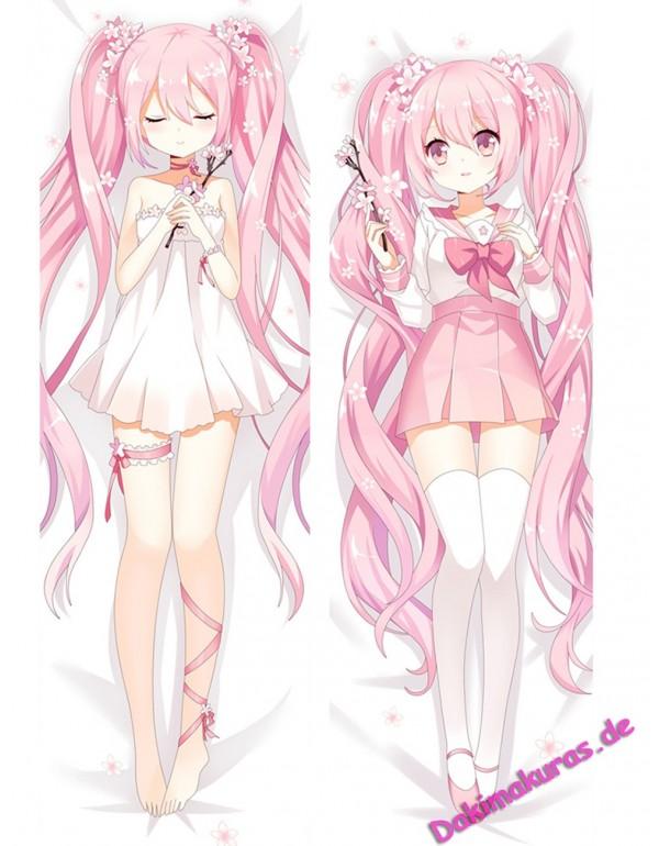 Hatsune Miku - Vocaloid Anime Kissen Dakimakura Um...