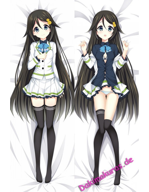 Myriad Colors Phantom World Dakimakura kissen Bill...