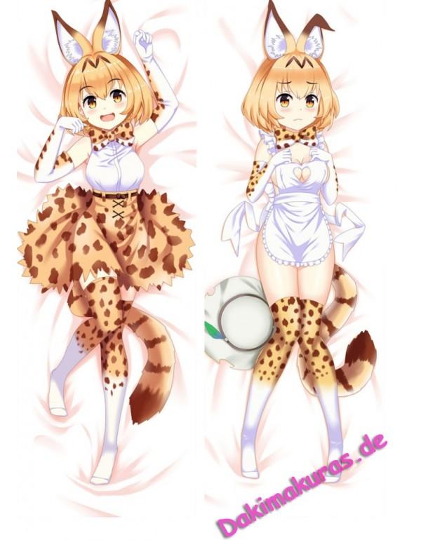 Serval - Kemono Friends Anime Kissen Dakimakura um...