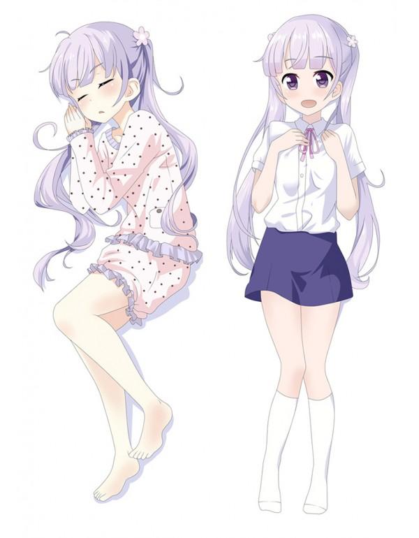 Suzukaze Aoba - New Game Lange Anime Japenese Lieb...